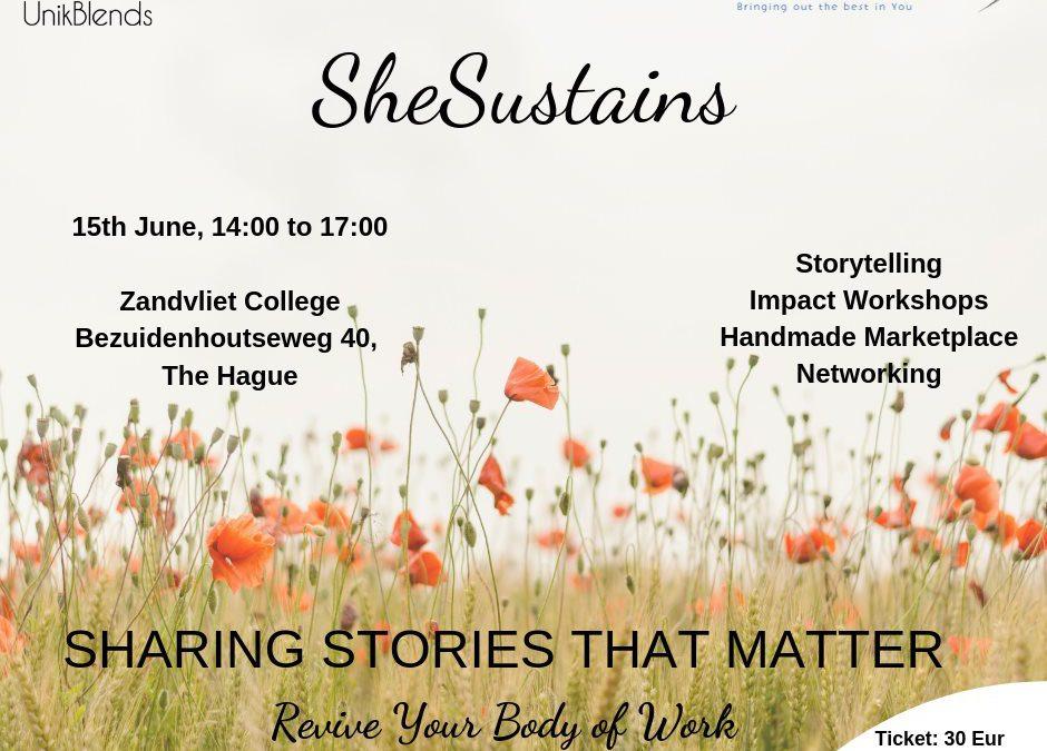 SheSustains
